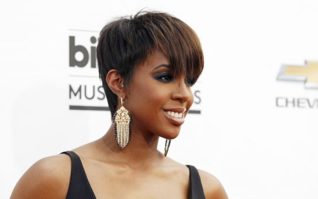 Kellyrowland Membră A Fostului Grup Destiny S Child Este Insărcinată Kelly Rowland Short Hair Styles 90s Fashion Women
