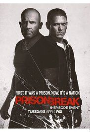 Prison Break Sequel Poster Watch Prison Break Prison Break
