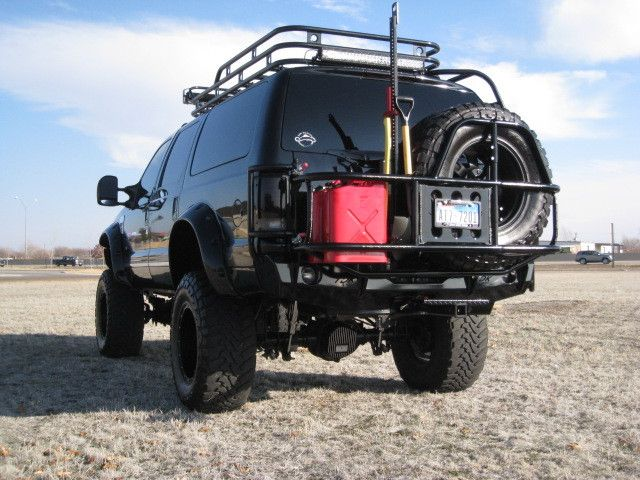 Pics Of Really Cool Roof Racks Ford Truck Enthusiasts Forums Ford Excursion Ford Pickup Trucks Chevy Tahoe