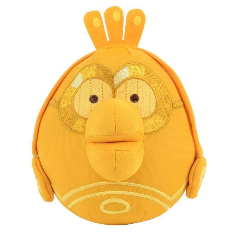 Angry Birds Star Wars 8 Quot C3po Golden Soft Plush Stuffed