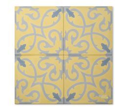 Blue And Yellow Tile Backsplash Google Search Barron Home In