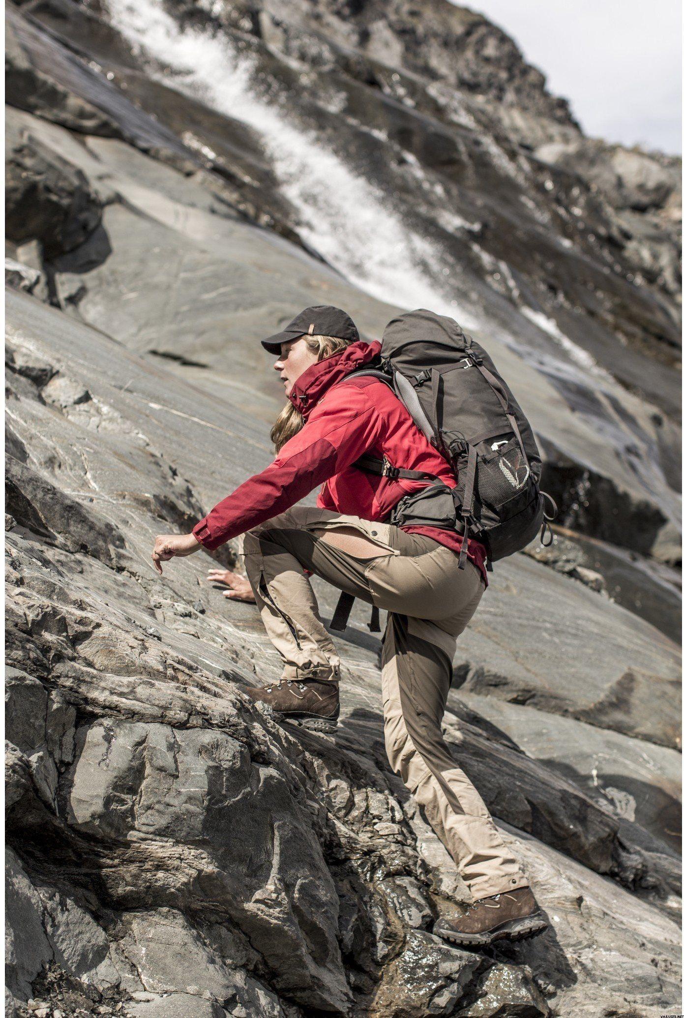 Fjällräven Keb Trousers Women Regular Women's Trekking