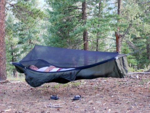 If You Have Ever Slept A Night In A Hammock Then You Know That It Can Be Very Cold You May Have The Hammock Camping Gear Backpacking Hammock Bushcraft Camping