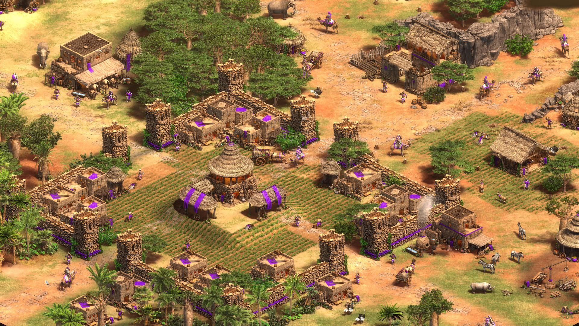 Happy 20th Birthday To Age Of Empires 2 Age Of Empires Games
