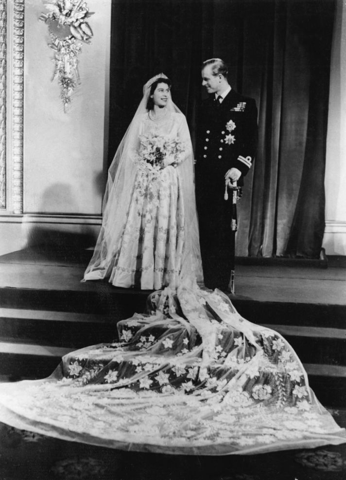 Royal Wedding Dresses Throughout History: How Will Kate\'s Look ...