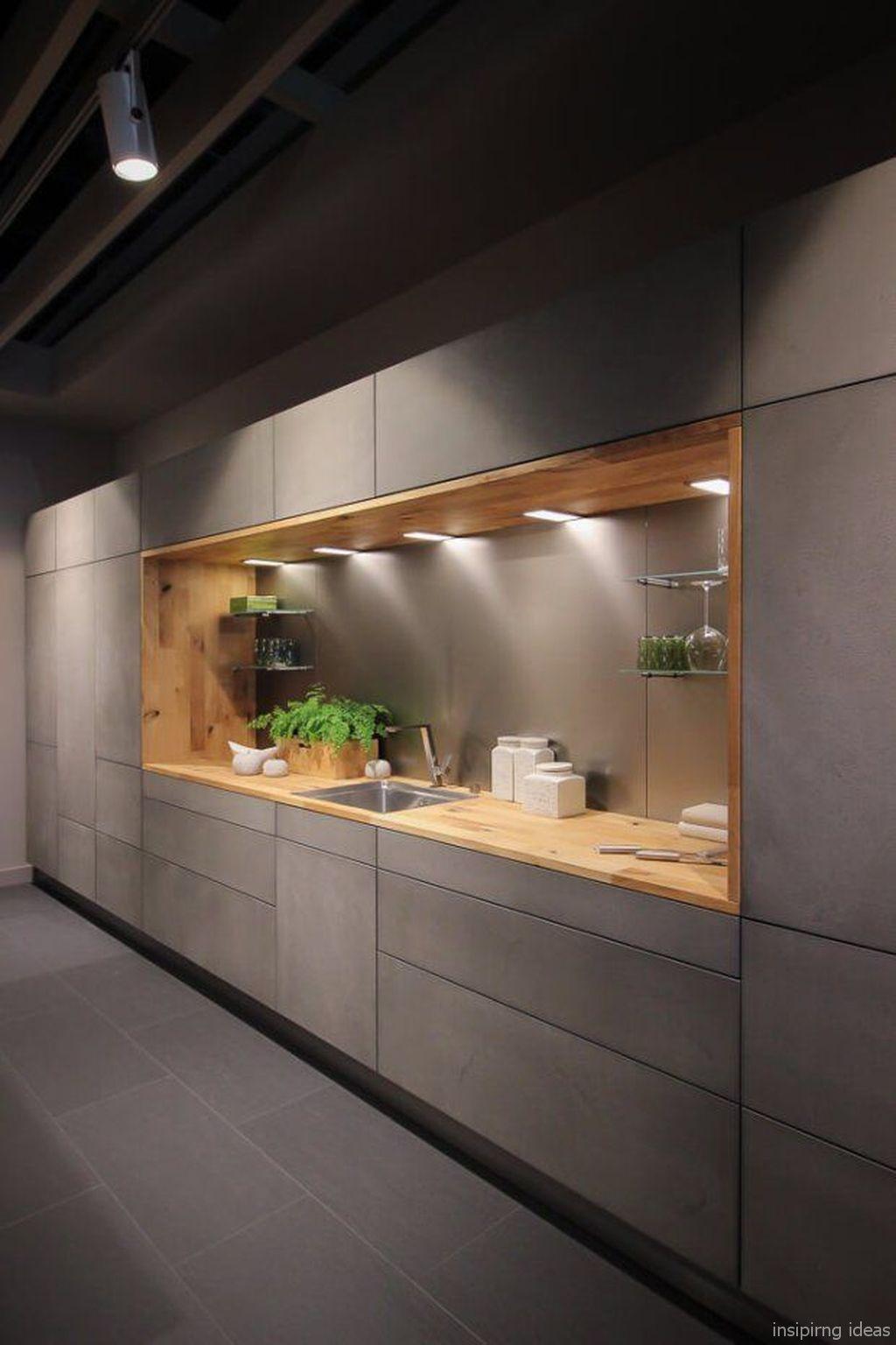 Fabulous Modern Kitchen Design Ideas 9   Modern kitchen cabinet ...