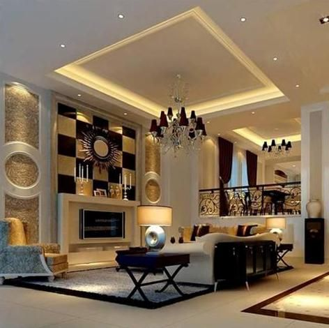 Lux living room #KOKET KOKET Living Rooms Pinterest Beautiful - salones de lujo