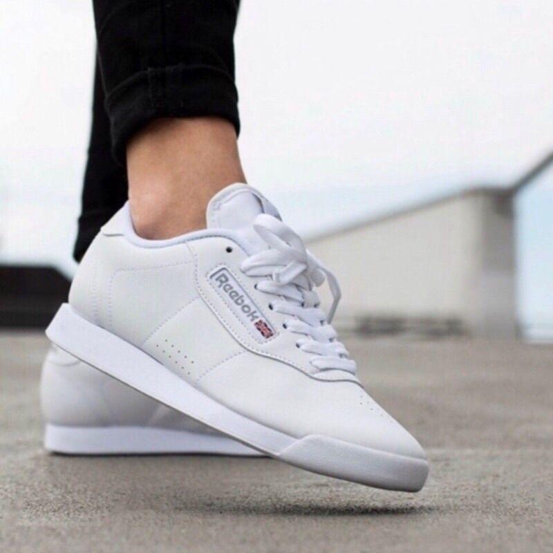 Incorporar Grupo Ambos  Reebok Classic Princess Sneakers | Reebok princess, Reebok classic, Reebok  white sneakers