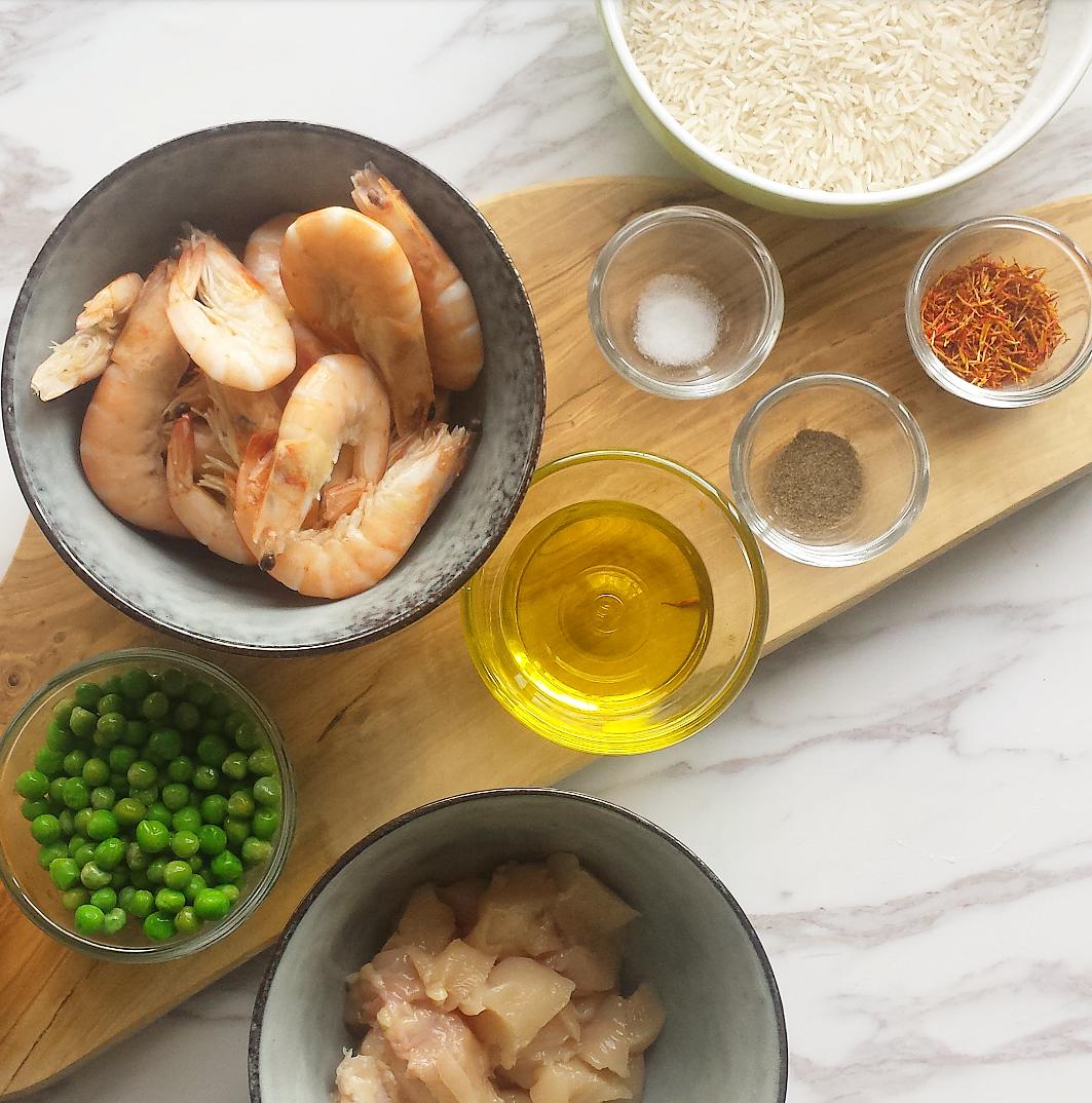 Really Easy & delicious Paella recipe
