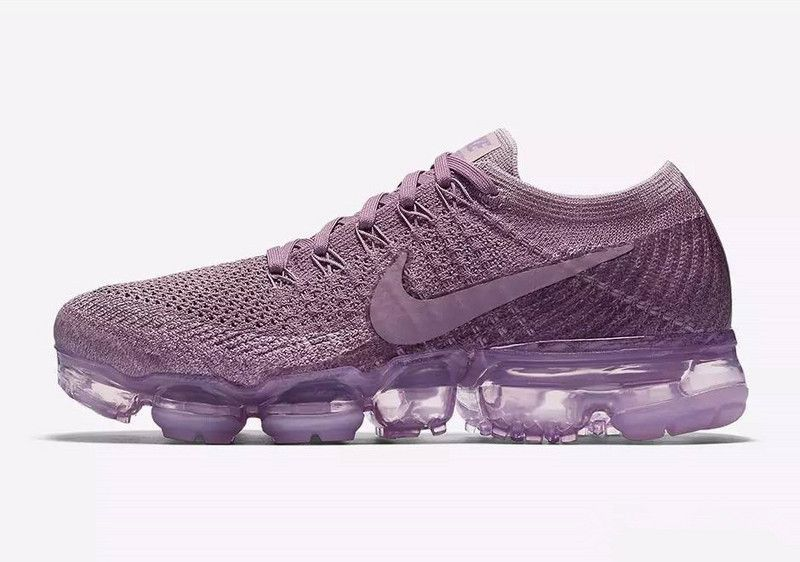 competitive price 758da dac79 Nike Air VaporMax 2018 Purple Violet Flyknit Women