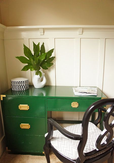 Rustoleum Hunter Green Works For Me