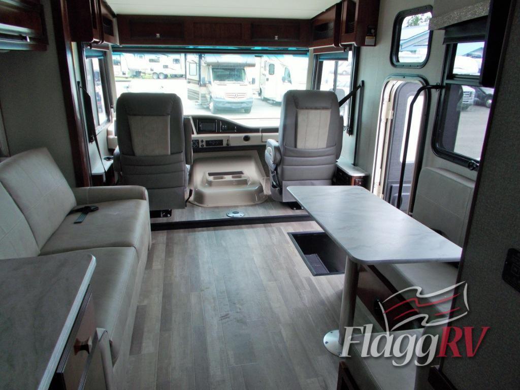 New 2019 Fleetwood Rv Flair 29m Motor Home Class A At Flagg Rv