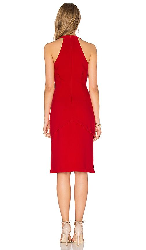 Shop for J.O.A. Sleeveless Front Keyhole Midi Dress in Crimson Red at REVOLVE. Free 2-3 day shipping and returns, 30 day price match guarantee.