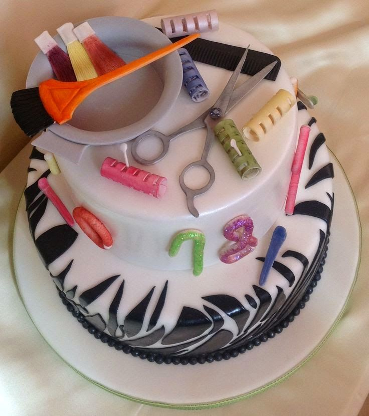 Cosmetology Cake Hairdresser