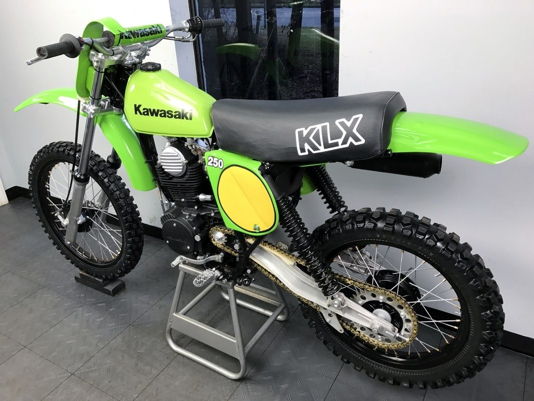 1980 Kawasaki KLX 250 Works Edition - East Coast Vintage MX | Cars