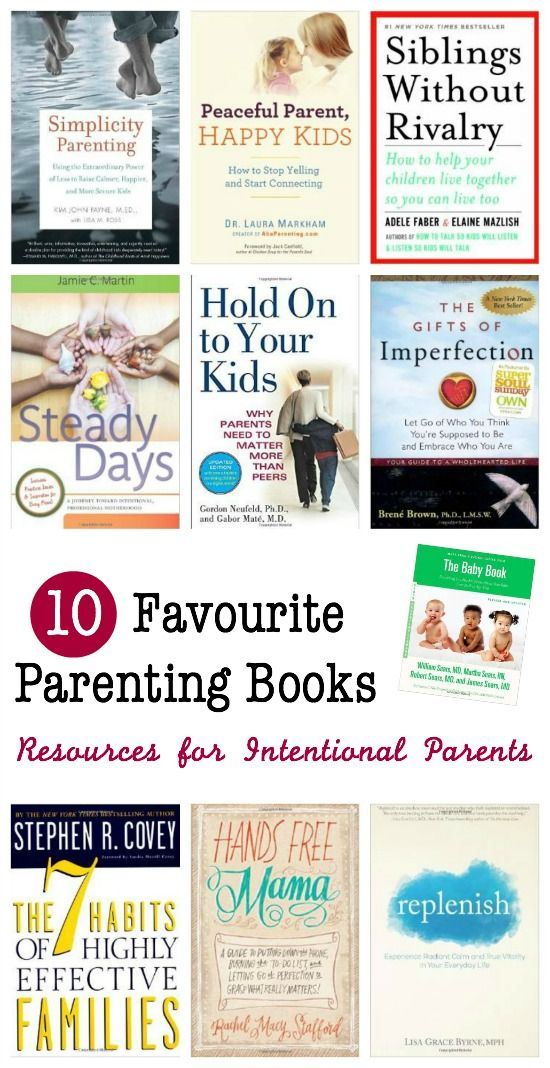 Photo of 10 Favourite Parenting Books – Moments A Day