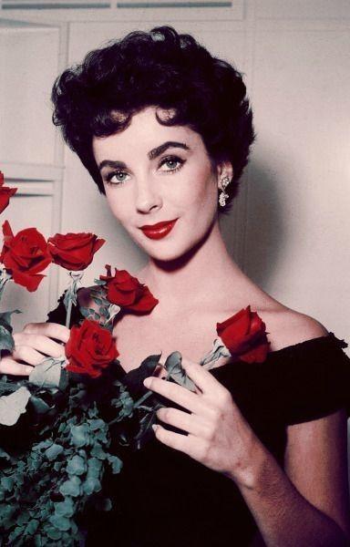 Elizabeth Taylor Beauty Elizabeth Taylor Beauty Icons