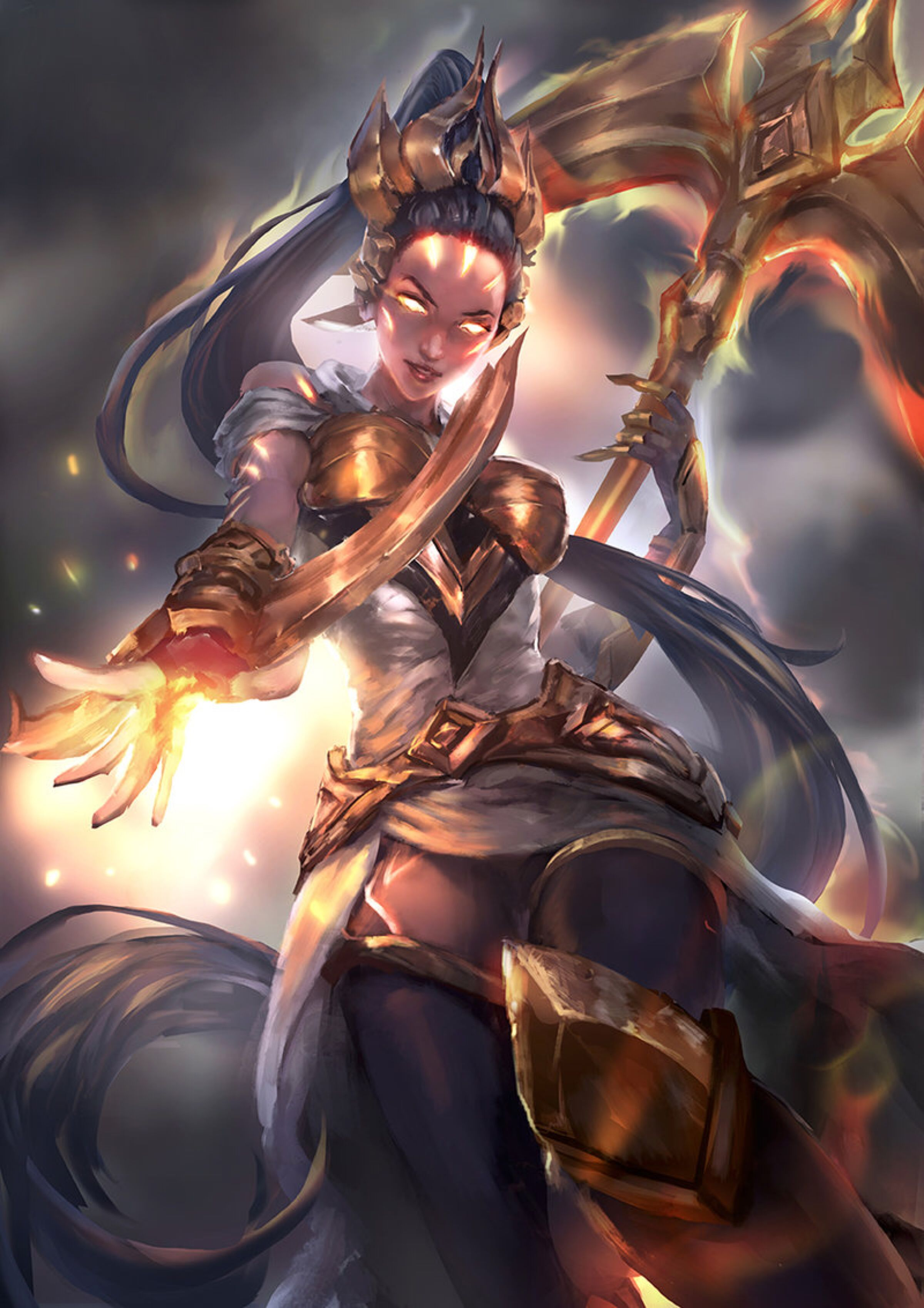 Arclight Vayne by CGlas on @DeviantArt