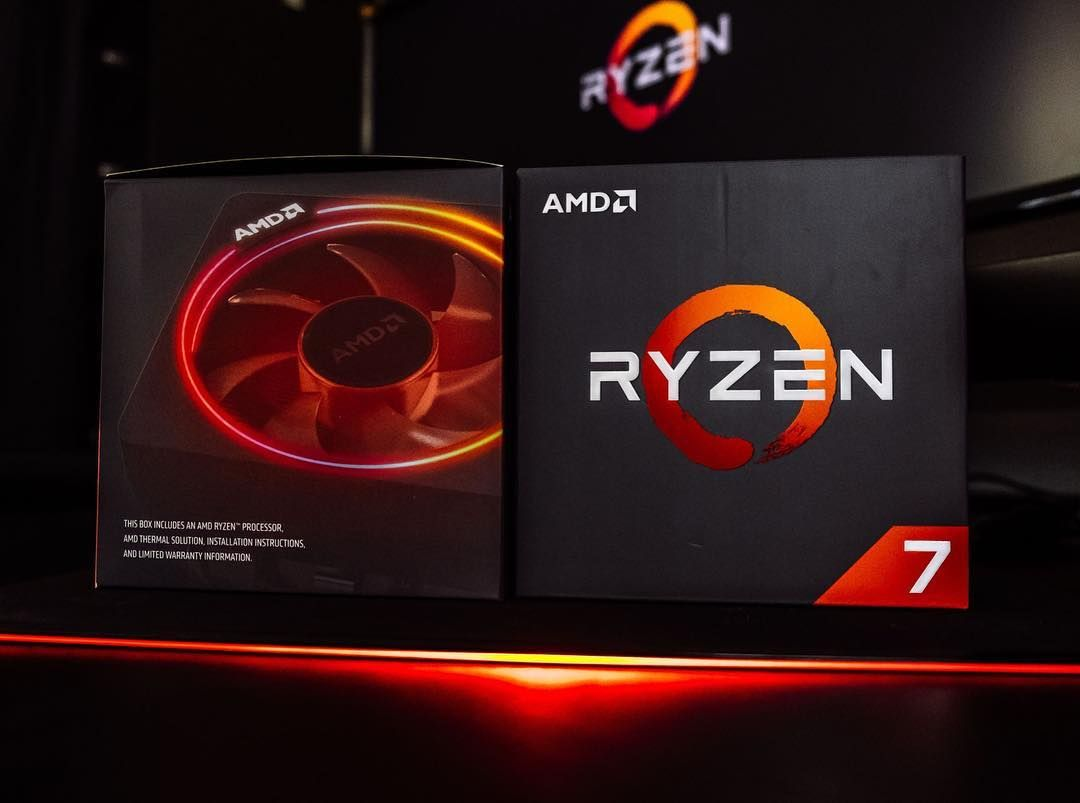 Ryzen 7 2700x Is Finally Here And Boy Is It Beautiful Are You Thinking Of Making The Switch Gearseekers Youtube Sub Amd Instagram Graphic Card