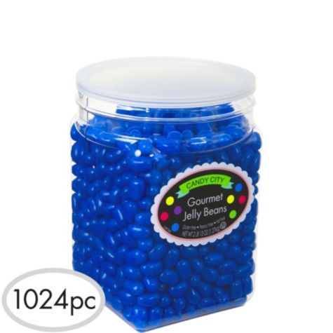 royal blue jelly beans 1024pc party city blue candy buffet blue jelly beans candy buffet party pinterest