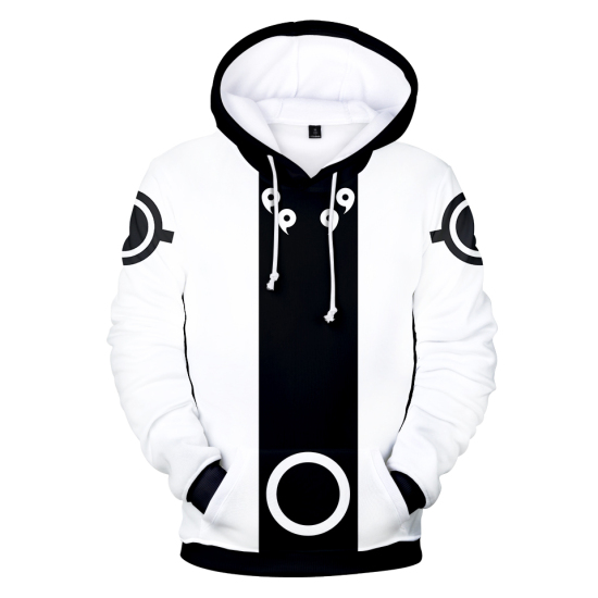 Anime 3D Printed Hoodie Animation Sport Pullover Sweater