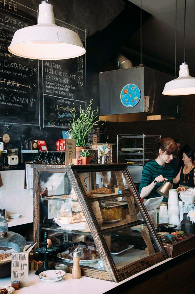 ATELIER RUE VERTE , le blog Detroit / Astro café / Café