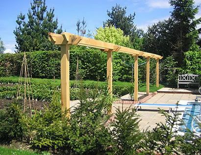 Pergolas, gazebos, garden seating, and many other timber frames garden  structures and can made to individual requirements by our skilled craftsmen - Timber Frame Garden Structures - Google Search Gardens Pinterest