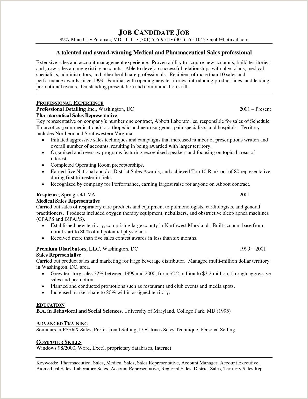 Cv Format For Pharmaceutical Job Cv Format For Pharmaceutical Job