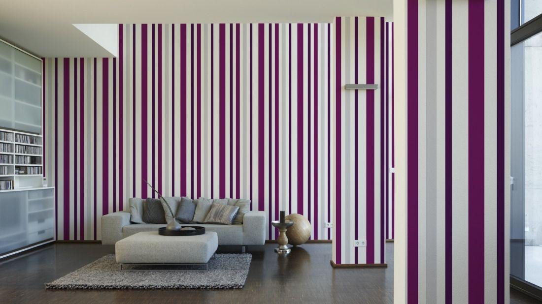 Schöner Wohnen Tapete 227928; Simuliert Auf Der Wand