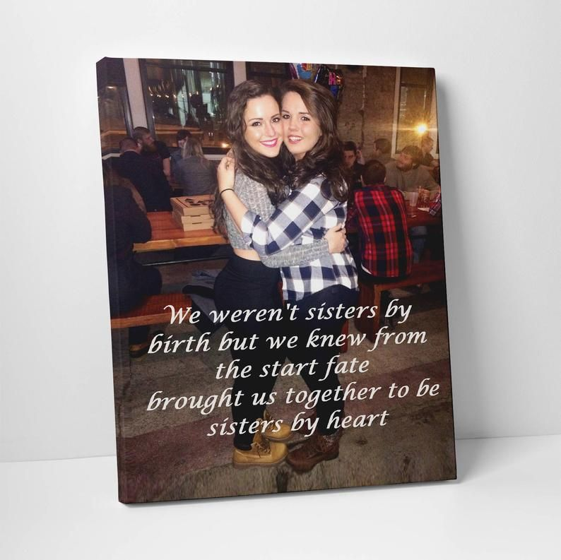 Best friend gifts best selling items handmade photo to