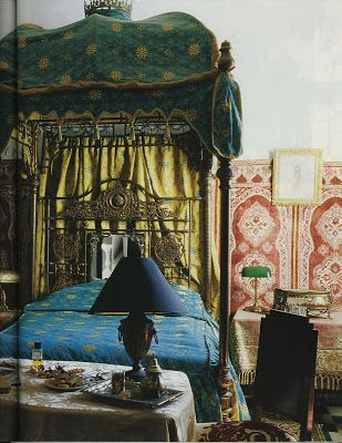 Tangier house. The World Of Interiors.