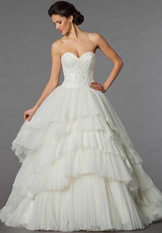 Mark Zunino For Kleinfeld Wedding Dresses. | Wedding Dresses ...