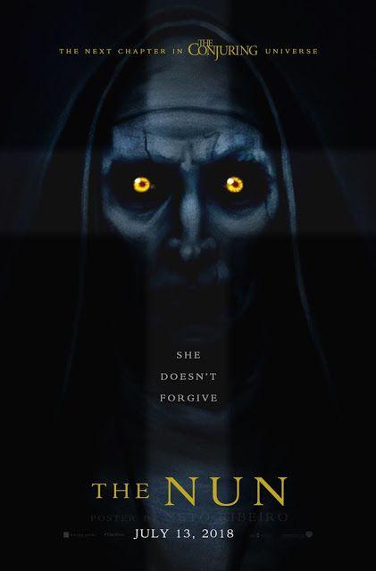The Bad Nun (2018) DVDRip XviD AC3 Eng x264
