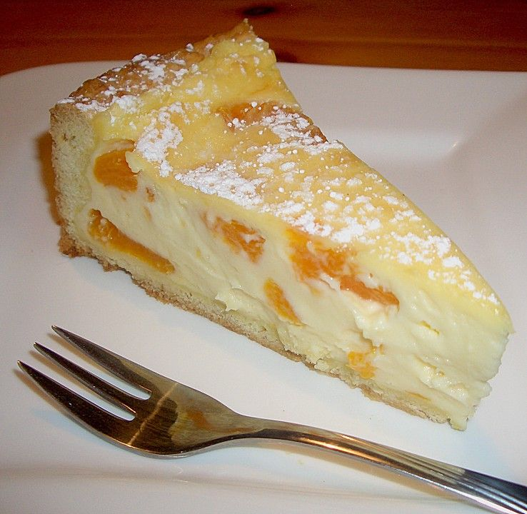 Mandarinen Schmand Pudding Kuchen In 2019 Lebens Mittel