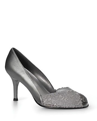 silver shoes with black dress, is that allowed?