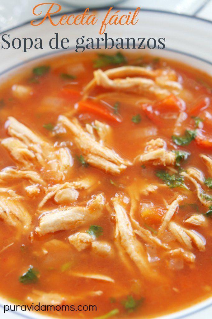 Recipe for costa rican garbanzo soup receta para sopa de garbanzos recipe for costa rican garbanzo soup receta para sopa de garbanzos forumfinder Gallery