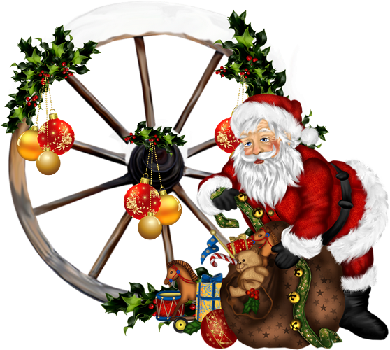 Pere noel santa christmas santa clause pinterest pour cr er cr er et d corations - Creer video pere noel gratuit ...