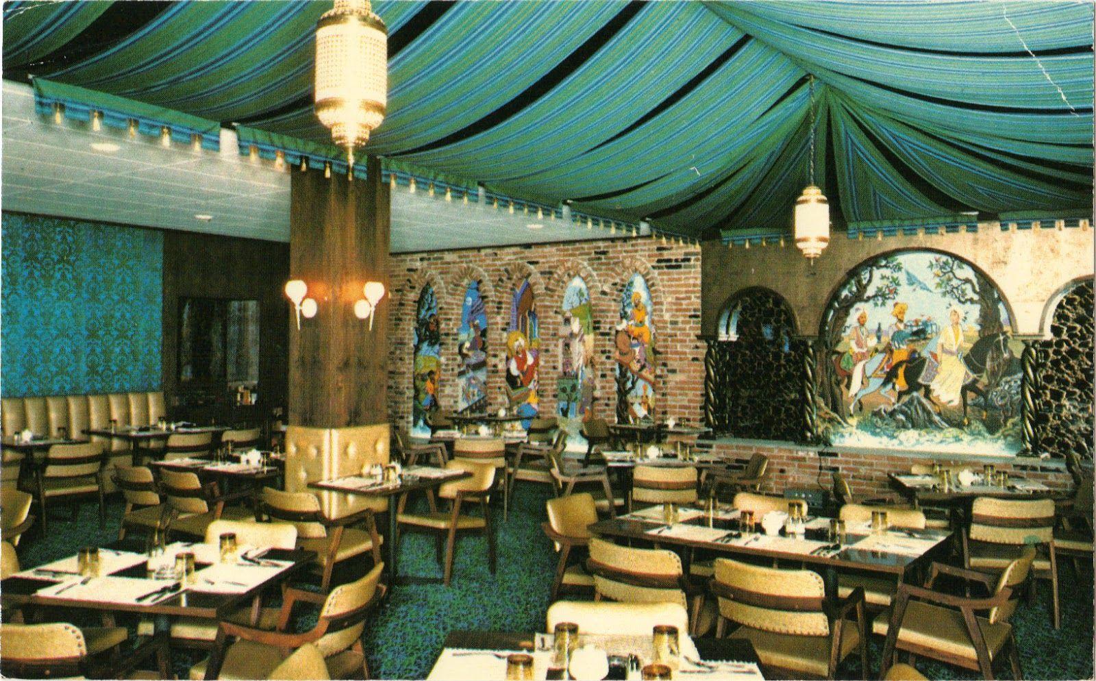persian room plaza hotel google search olana architecture