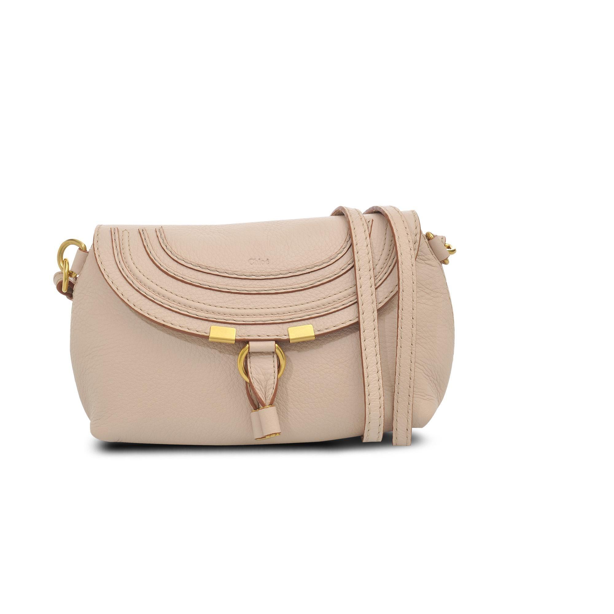 767ed3de42 Chloé Marcie pochette - MONNIER Frères - Cross body purse or clutch ...