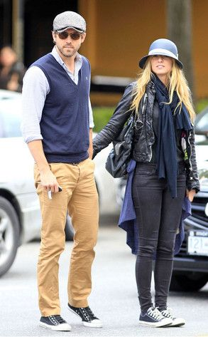 Blake Lively and Ryan Reynolds: Cozy in Canada #blakelively