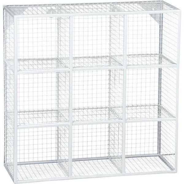 10 Creative Wall Shelf Design Ideas Cube Wall Shelf White Wall Shelves Wall Shelves