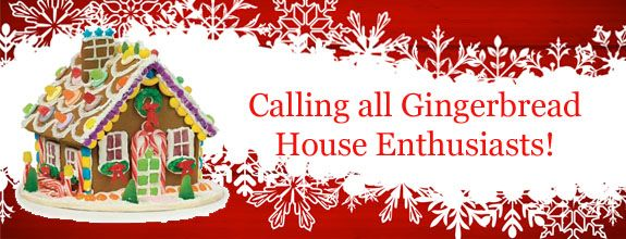 Holiday Carnival Gingerbread House Contest Saturday, December 06, 2014 12:00 PM Olde Mistick Village http://oldemistickvillage.com/event.aspx?id=215