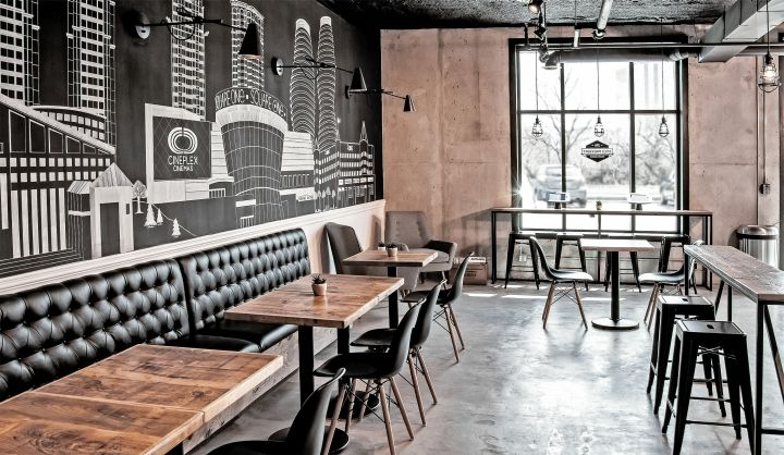The Cold Pressery By 1POINT0, Mississauga U2013 Canada » Retail Design Blog