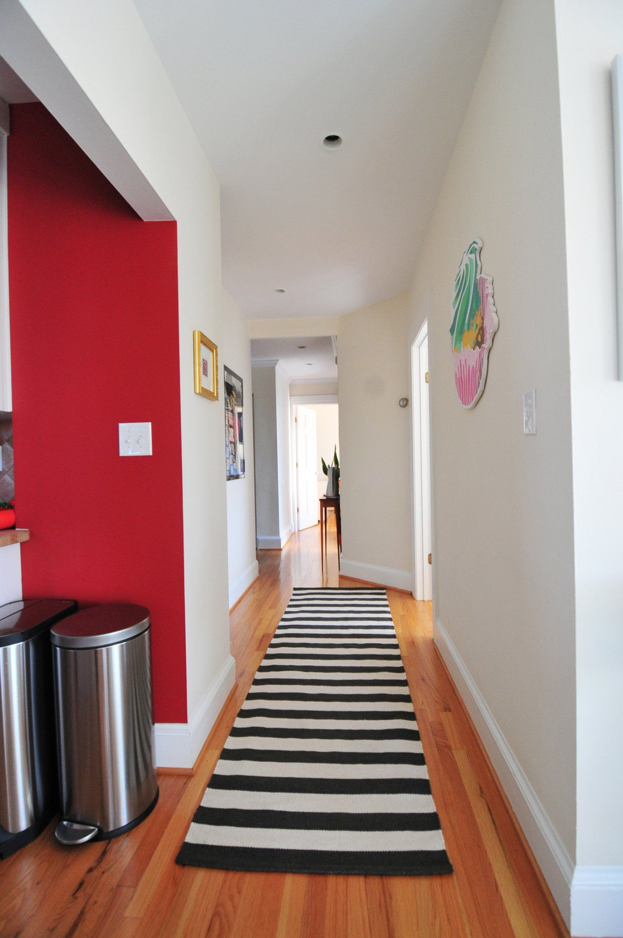 House Tour: Bright and Colorful Family D.C. Apartment | Nest, Bright ...