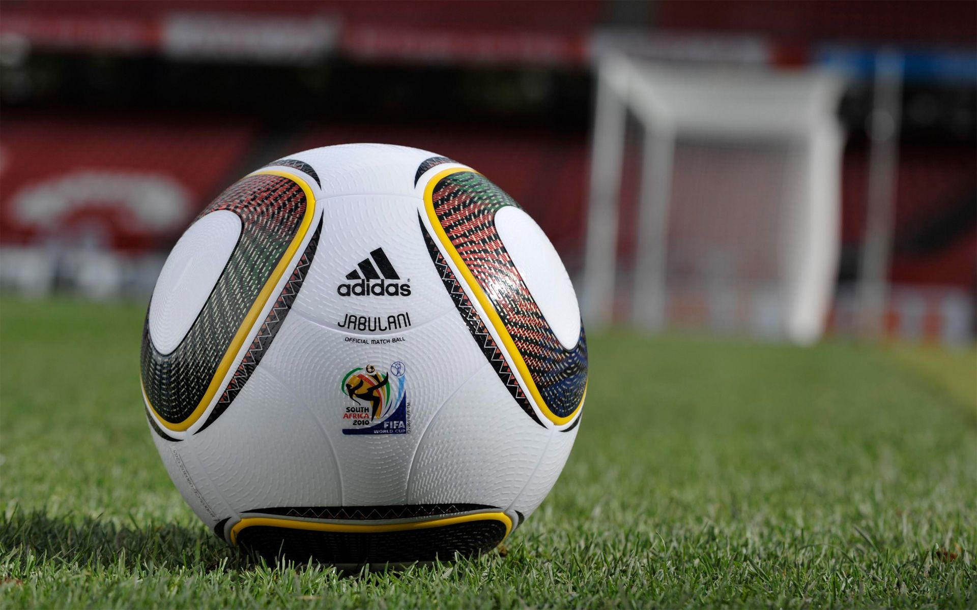 The FIFA 2010 World Cup ball.