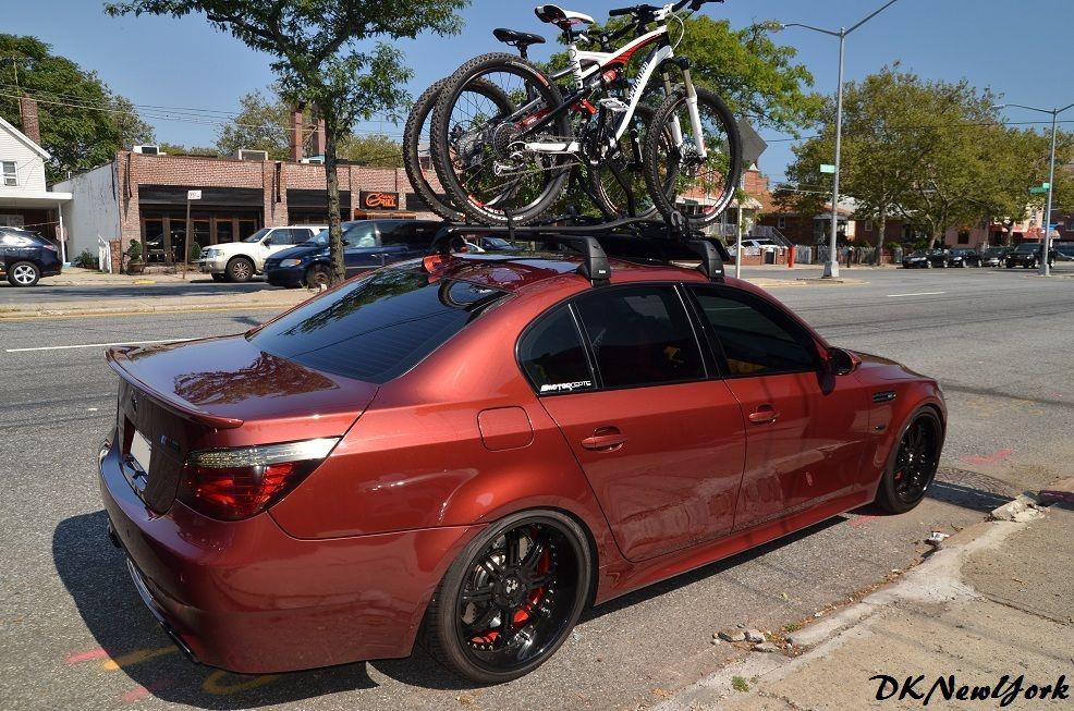 BMW Roof Rack Cars Bikes Pinterest Roof Rack BMW And Bmw S - Bmw 335i bike rack