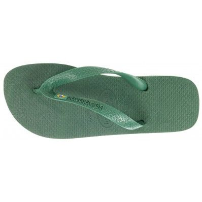 555ee6a0428b2 Havaianas Brasil Dark Green at Flopestore Malaysia