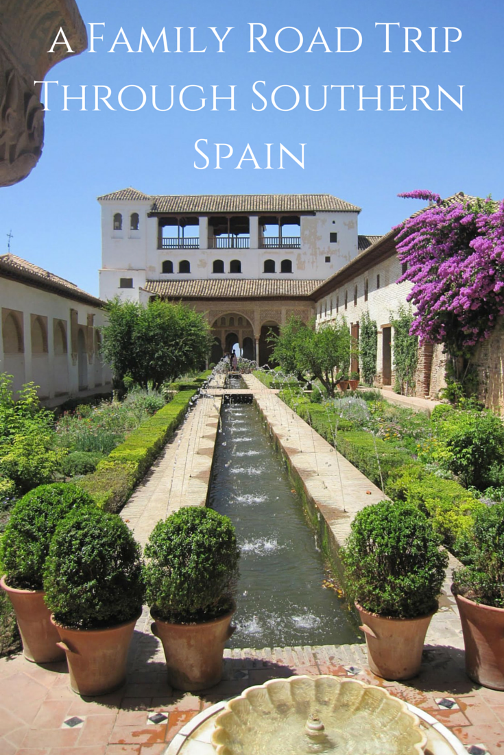 Tips for Planning a Family Road Trip Through Southern Spain