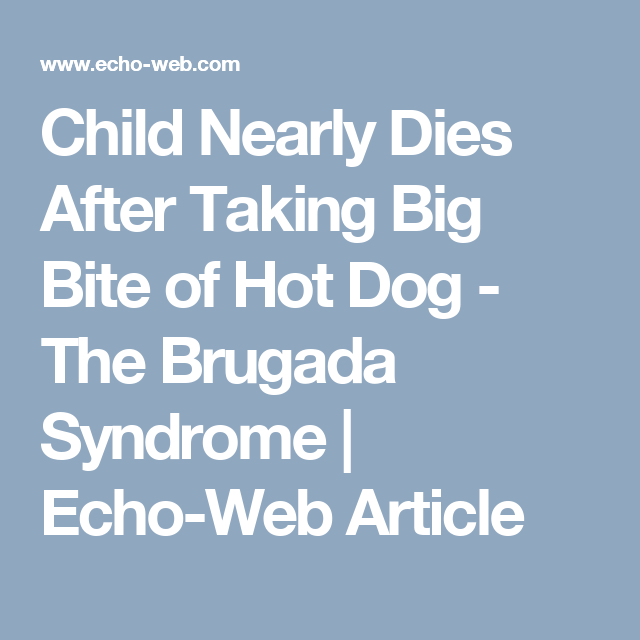 echo syndrome