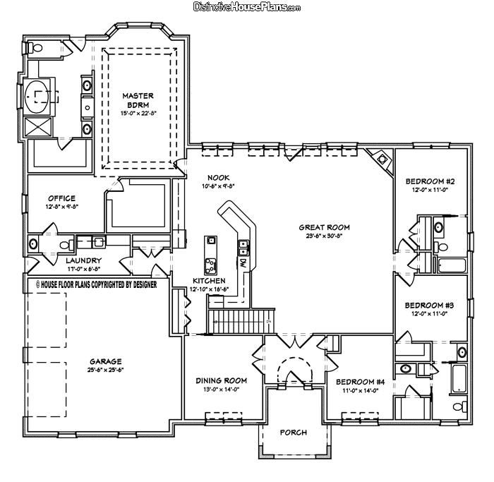 Floor Plan Basement Remodeling House Plans How To Plan